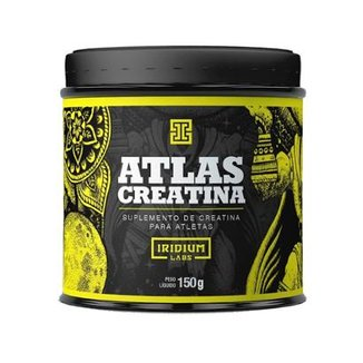 Atlas Creatina (150 G) Iridium Labs
