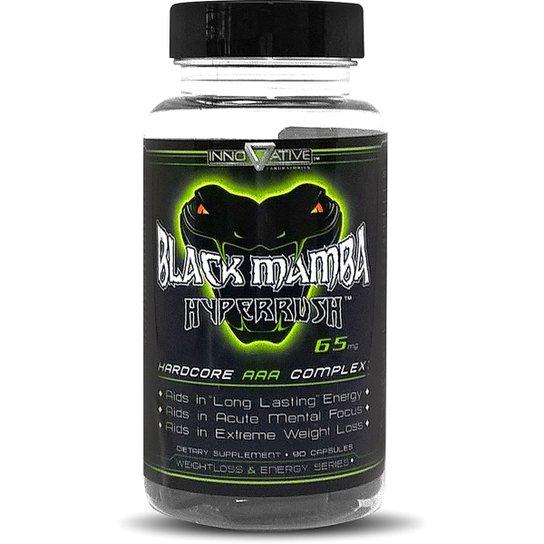 Cap black mamba 90