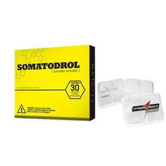 7d5422e0cbe Somatodrol 30 Cápsulas c  Porta Cápsula Iridium Laboratories Europe