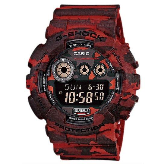 687643524ee Relógio Casio G-Shock Gd-120Cm -4Dr - Compre Agora