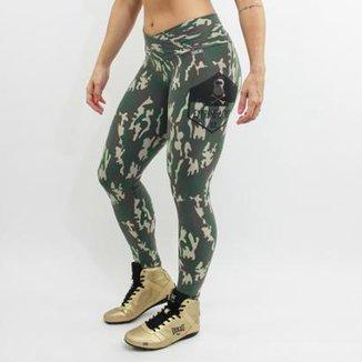 3e67de41e Calça Legging Extreme Ladies CRFT Army - Feminina
