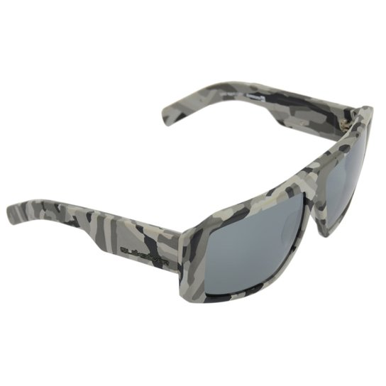 Óculos Quiksilver Empire Grey Camo - Compre Agora   Netshoes 39f92288b8