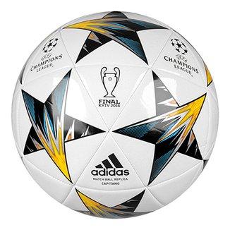 8706ce375 Bola Futebol Campo Adidas Finale Kiev Capitano