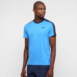 Camiseta Nike Team Court Crew 4638e306aba29