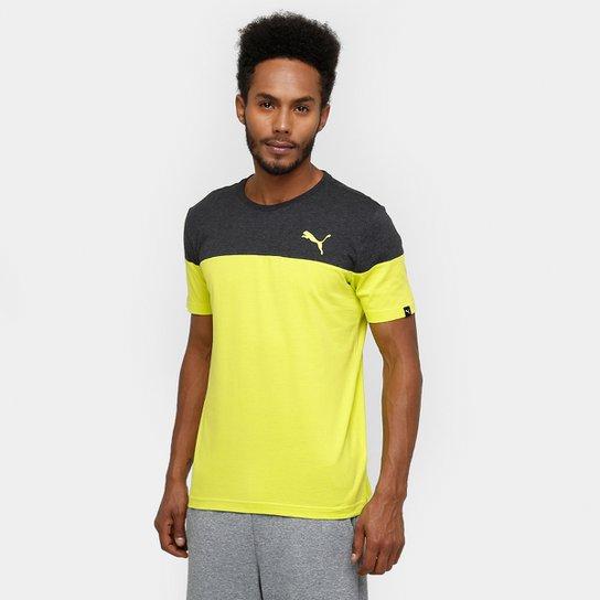 9ed07225e Camiseta Puma Alpha Block - Compre Agora
