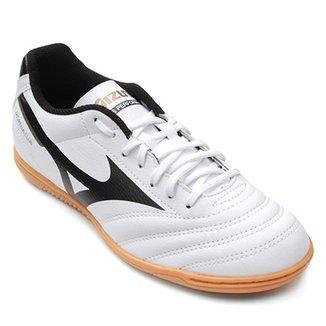 98fadc1466f7b Chuteira Futsal Mizuno Morelia Club IN N