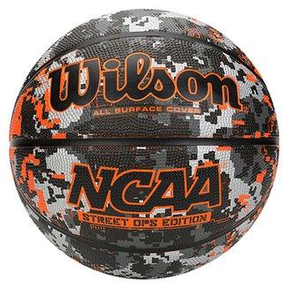 2019db8995 Bola Basquete Wilson NCAA Street Ops