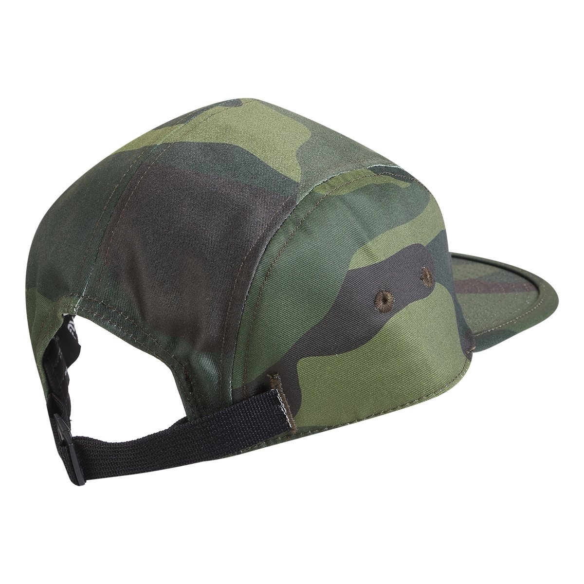 47ac279689509 Boné Oakley Aba Reta Mod 5 Panel Cotton Camuflado Hat - Shopping ...