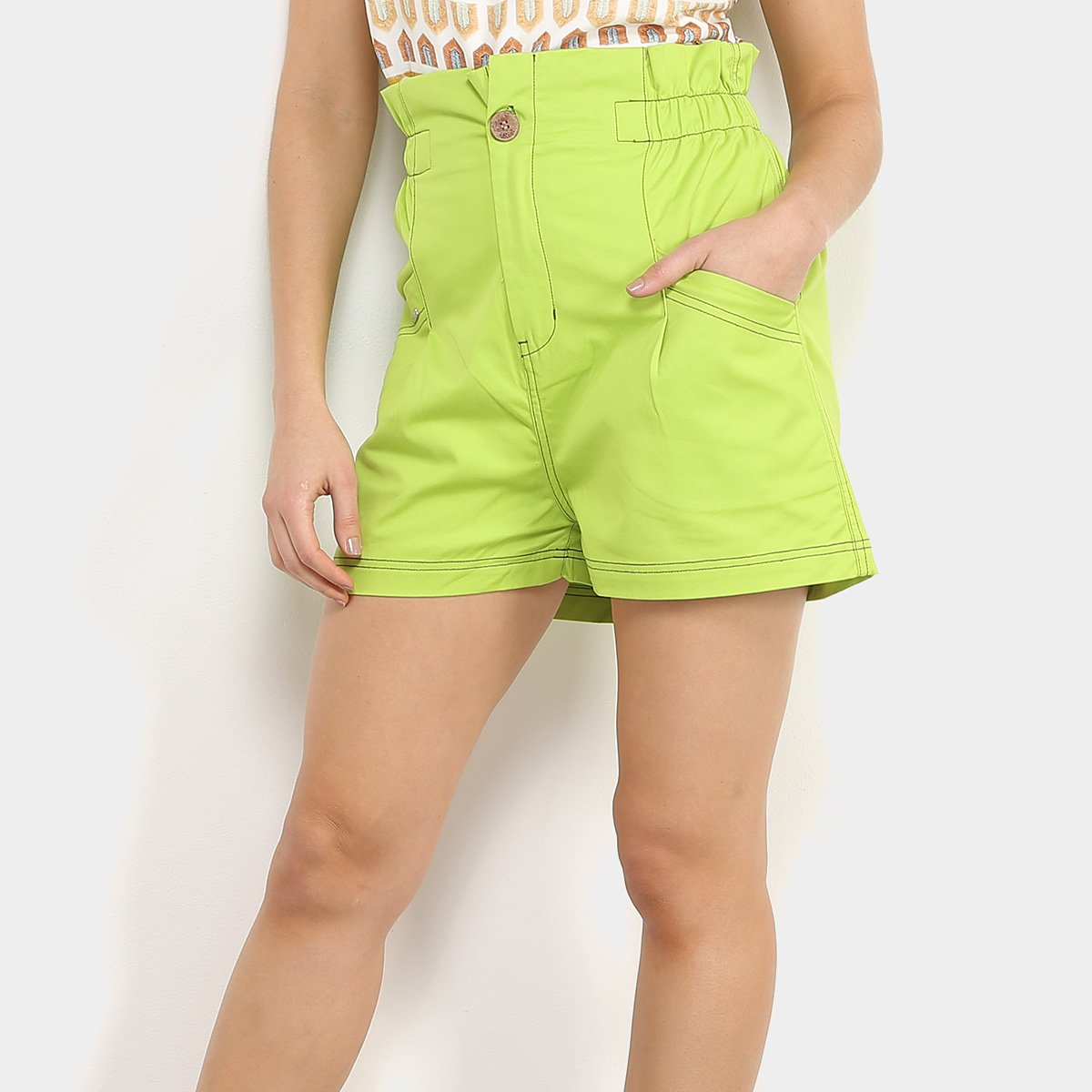 Shorts Colcci Clochard Feminino