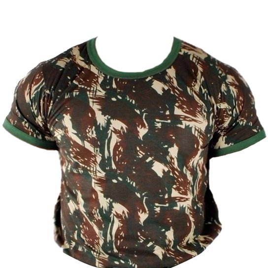 246ab0251537b Camiseta Atacado Militar Masculina - Compre Agora   Netshoes