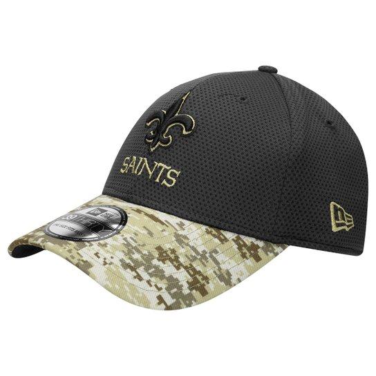 Boné New Era NFL 3930 Sts New Orleans Saints - Compre Agora  8e7d2367a3e