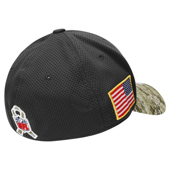e23387321d ... Boné New Era NFL 3930 Sts Washington Red Skins - Camuflado ...