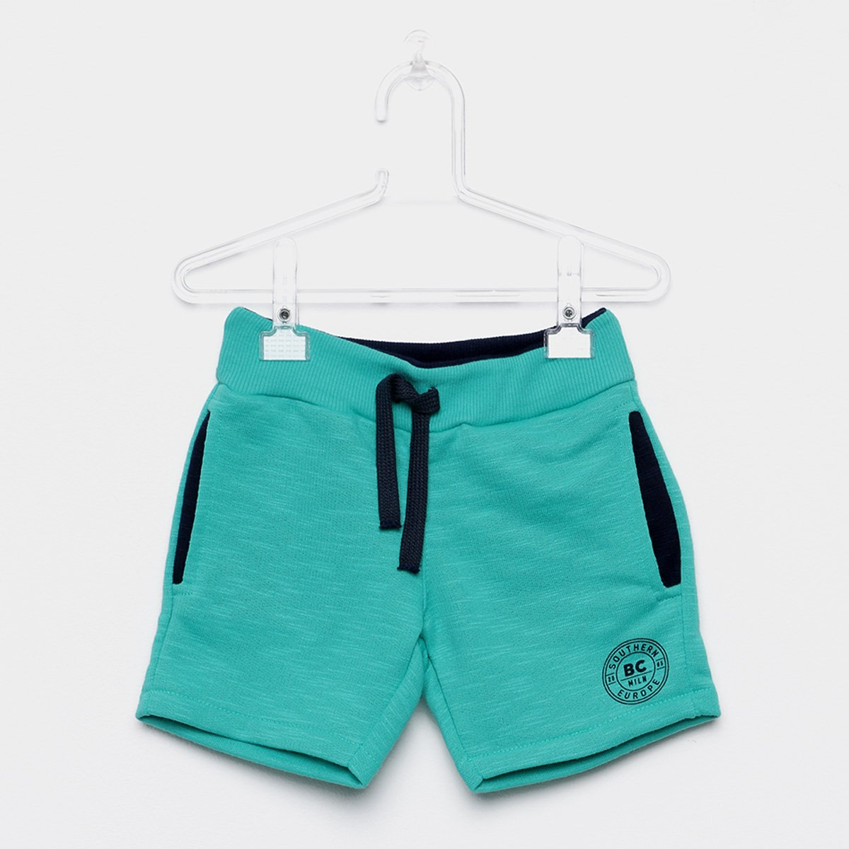 55d7d5df226749 Bermuda Infantil Milon Masculina - Tam: G - Shopping TudoAzul