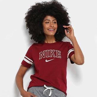 f65cbafa7a Compre Camiseta Nike Feminina Casual Online