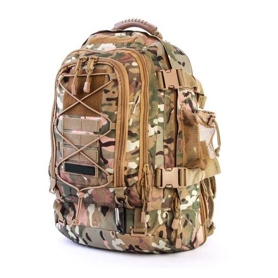 946414a5d Mochila Militar Invictus - Duster - Camuflado | Netshoes