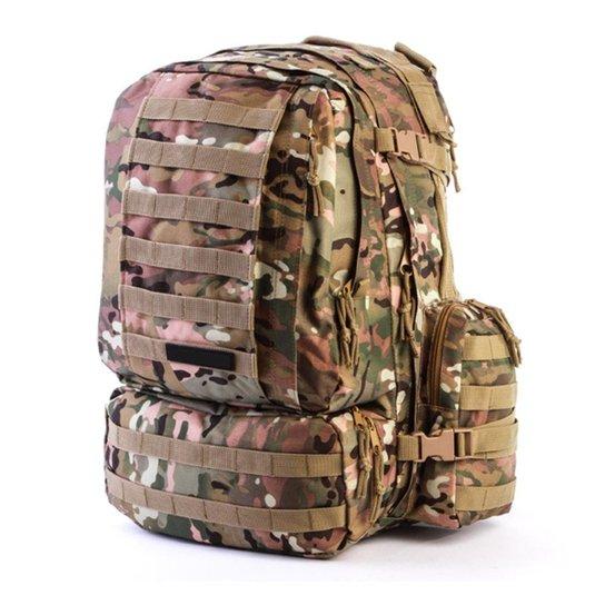 42439dc6e Mochila Invictus Militar Defender - Camuflado | Netshoes