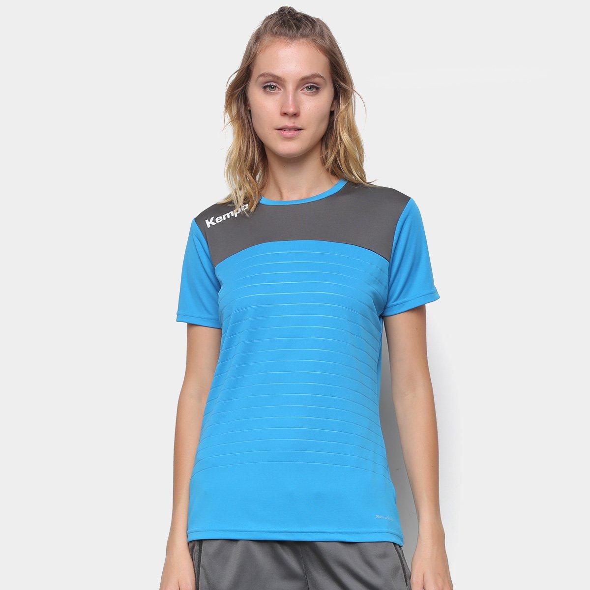 Camiseta de Treino Kempa Emotion 2.0 Feminina