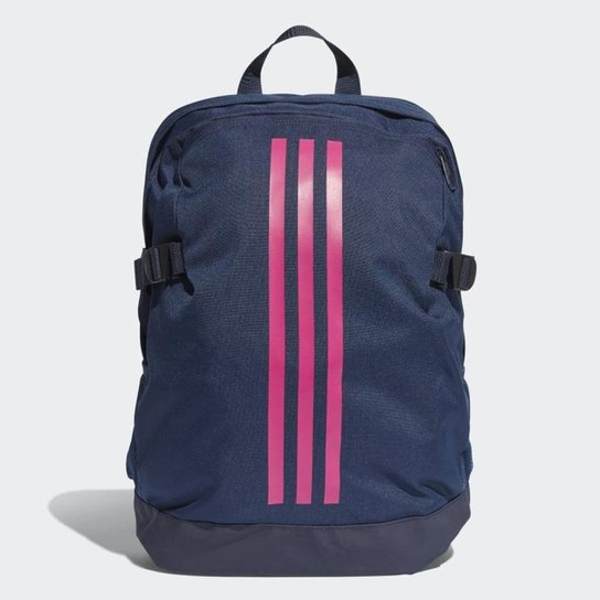 online store 5aa55 85679 Mochila Adidas BP Power Iv M - Azul+Rosa