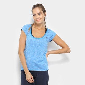 Camiseta Adidas Baby Bro Feminina cda3b619a7267