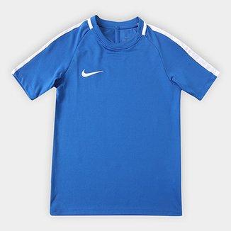 fe1a8485c66e3 Camisa Infantil Nike Dry Academy SS