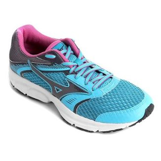Compre Tenis Mizuno Feminino Caminhada Online  ed263f318fc24
