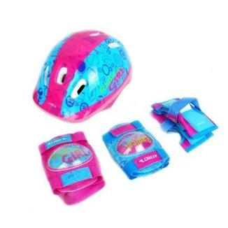 Kit De Proteção Infantil Feminino - Atrio 38f8ec33c0977
