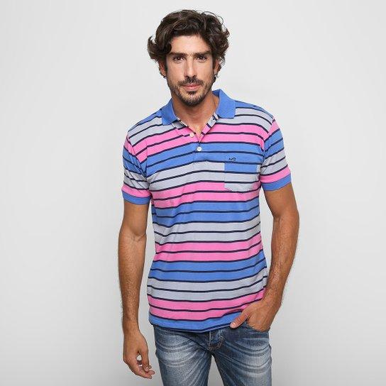 Camisa Polo Mosato Listras - Compre Agora  90dcd7bf98b4e