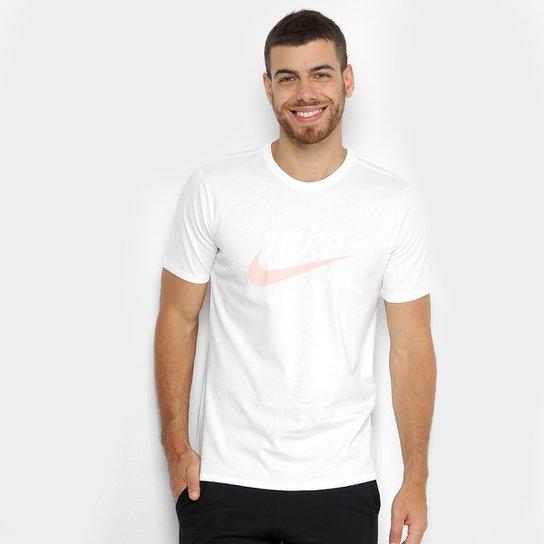 2b6b74c7f50f4 Camiseta Manga Curta Nike Nk Sb Tee Masculina - Compre Agora