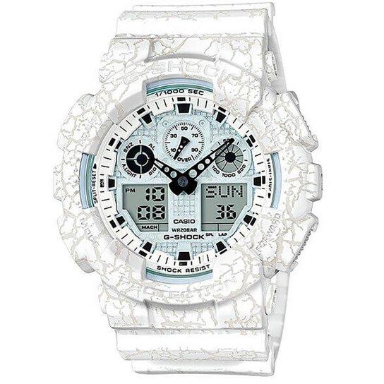 7af364542d2 Relógio Casio G-Shock GA-100CG-7ADR - Compre Agora