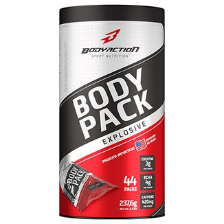 Body Pack Explosive 44 Sachês - Body Action