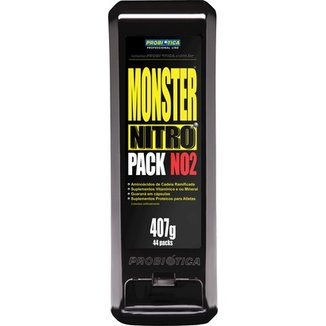 Monster Nitro NO2 44 Packs - Probiótica