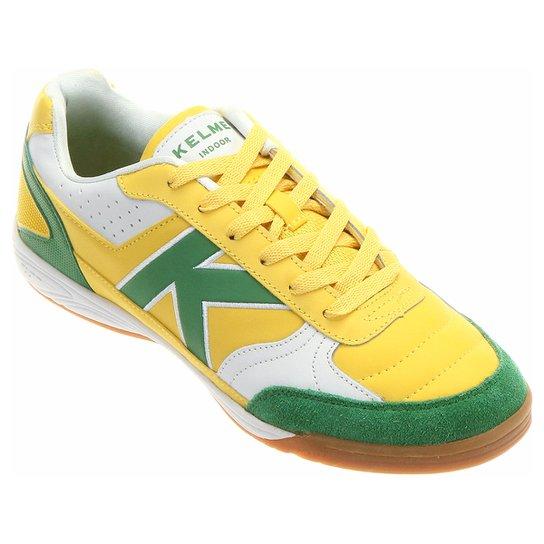 Chuteira Kelme Fultac Futsal - Compre Agora  502316b5f78e9