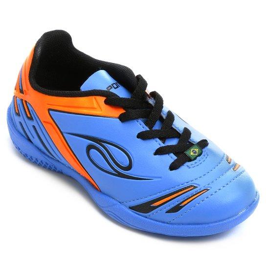 Chuteira Futsal Infantil Dalponte Supreme - Compre Agora  8a94b9550e378