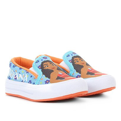 Slip On Infantil Disney Moana