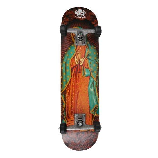 84f21c366173f Skate Street Santa 31.5 x 8 US Boards - Laranja e Verde - Compre ...