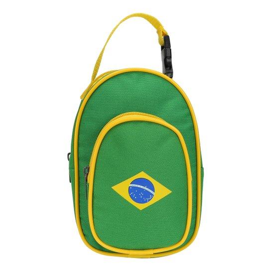 Mini Lancheira Brasil I - Compre Agora  658410814d9ac