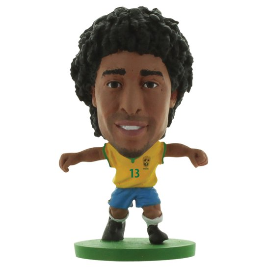 54f4c37a4e Boneco Minicraque Dante - Seleção Brasileira - Compre Agora