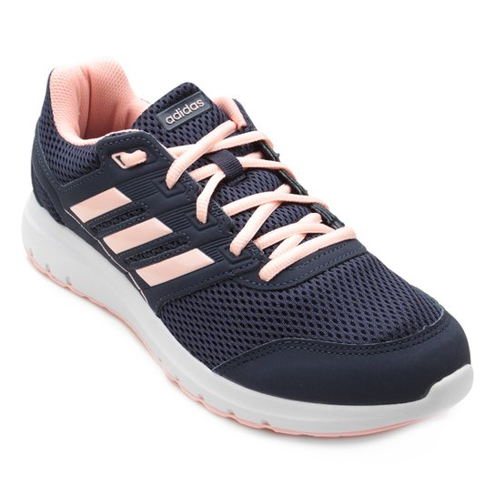Tênis Adidas Duramo Lite 2 0 Feminino - Azul e Laranja - Compre ... b648c0f9c39bd