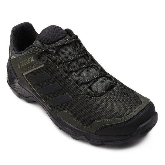 9c9dee207 Tênis Adidas Terrex Entry Hiker Masculino - Verde Militar - Compre ...