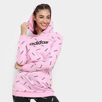 d410697448e Moletom Adidas Full Print Aop Hdy Feminino