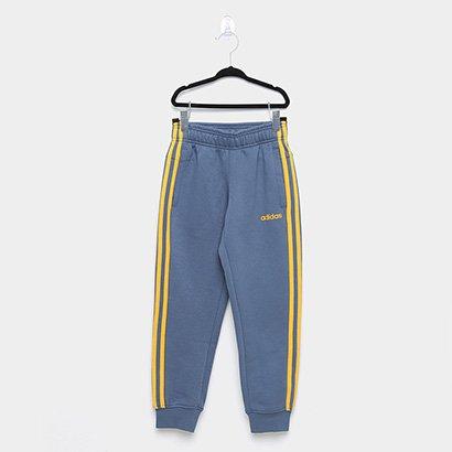 Calça Infantil Adidas Yb E 3S Pt Masculina