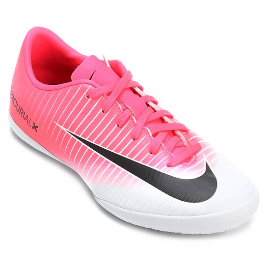 eda8c4288c8f4 Chuteira Futsal Infantil Nike Mercurial Vapor XI IC - Compre Agora ...