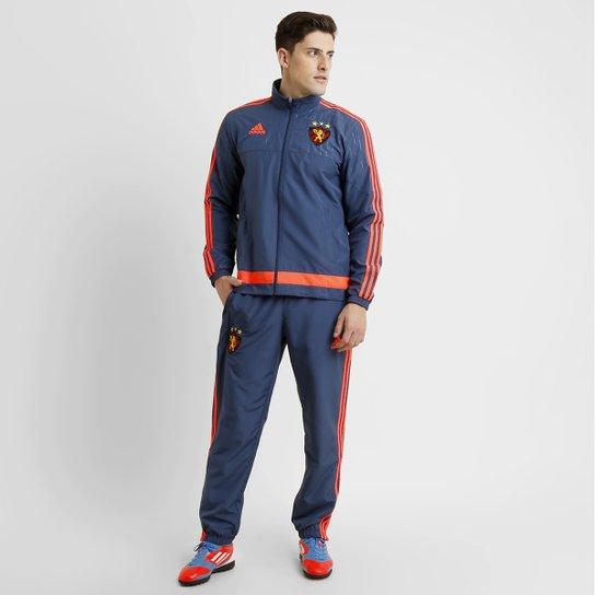 8d3e8e7e4b6 Agasalho Adidas Sport Recife Viagem - Compre Agora