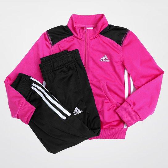 52b9ffd262c Agasalho Adidas Lg Ess Pes Ts C Infantil - Compre Agora