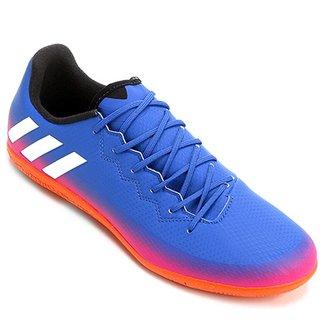 493f64c9123d6 Chuteira Futsal Adidas Messi 16.3 IN