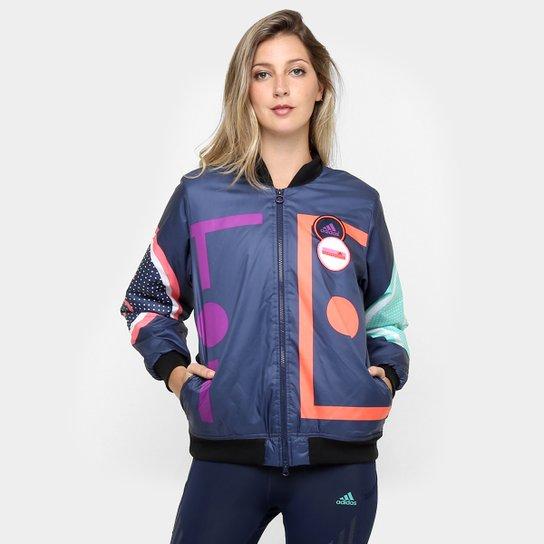 534ad202c2f Jaqueta Adidas StellaSport Bomber Feminino - Compre Agora
