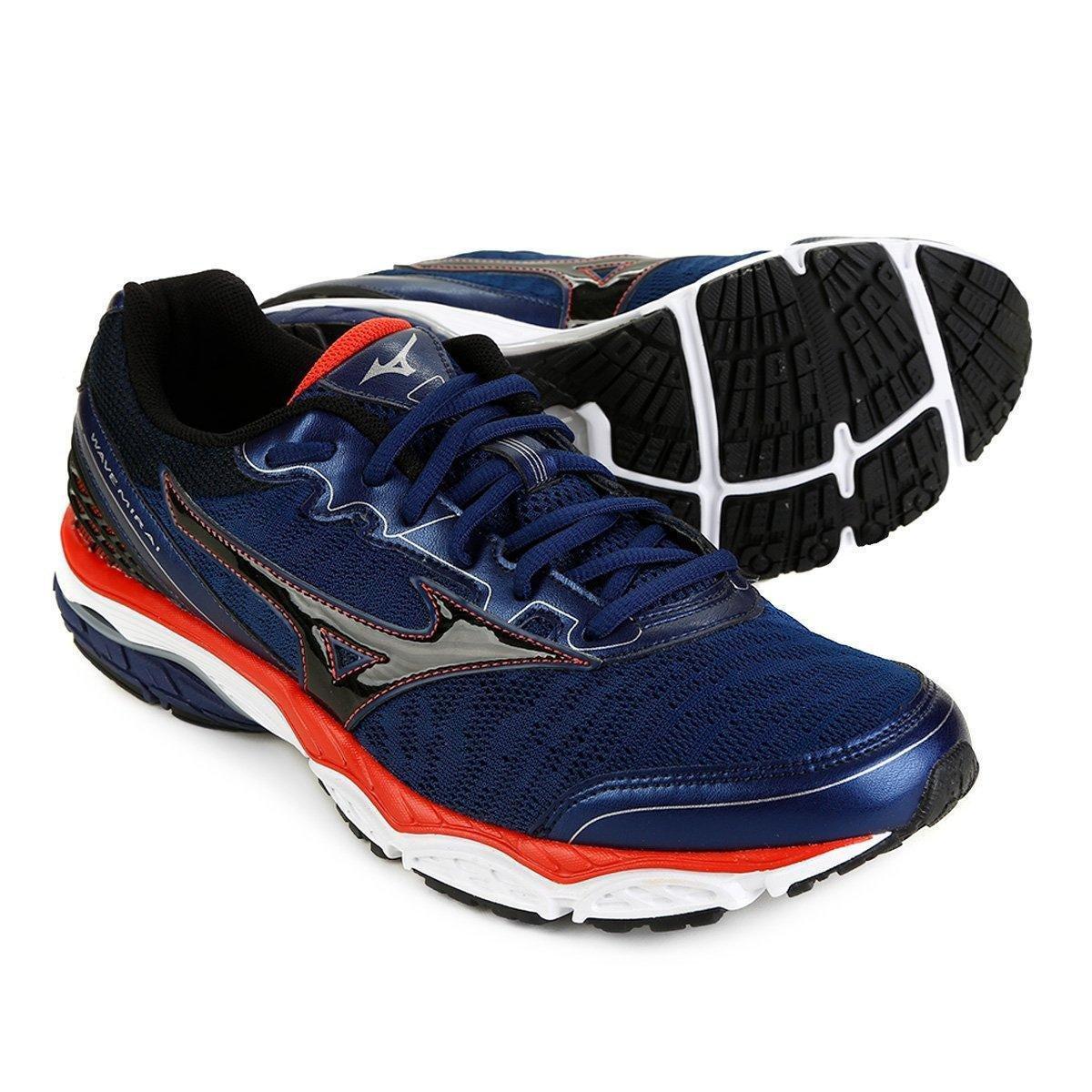2690c97d4d616 FornecedorNetshoes. Tênis Mizuno Wave Mirai Masculino