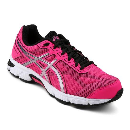 c0fa4b35e52 Tênis Asics Gel Impression 9 Feminino - Pink e Preto - Compre Agora ...