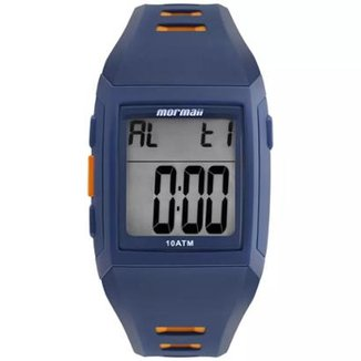 598e4d9a5d0 Relógio Mormaii Digital Action MO967AA8P Preto Amarelo