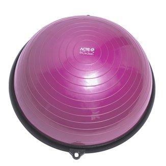 Meia Bola Bosu Com Bomba Alças Pilates Yoga Ball Lançamento. Ver similares.  Confira · Bosu Acte Sports By Cau Saad e2816085cbefd